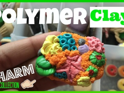 My Polymer Clay Collection