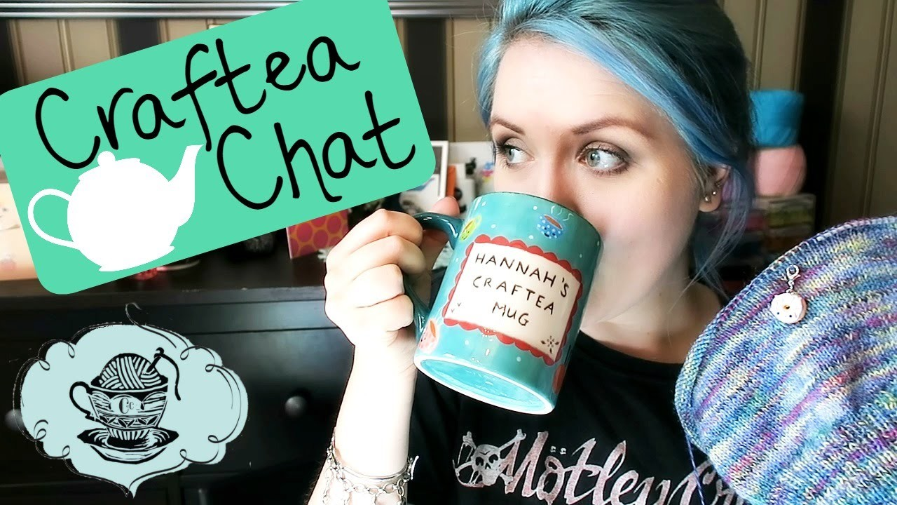 New Knits, Failed Holidays and Shop Update!. Craftea Chats. ¦ The Corner of Craft