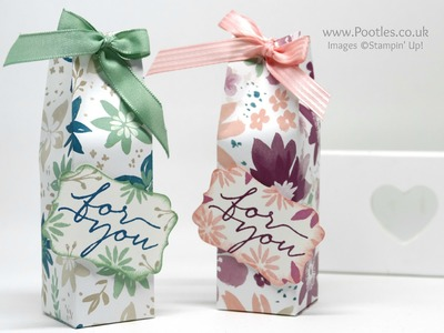 Stampin' Up! Blooms and Bliss Pretty Box