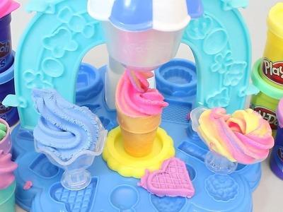 Syringe Ink Slime Drums Learn Colors Slime Clay Icecream