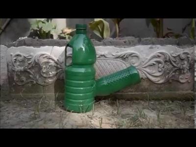 5  Ways To Use Empty Plastic Bottles