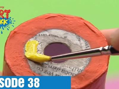 Art Attack | Season 2 Episode 38 | Disney India Official