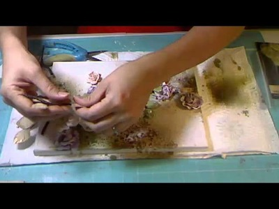 Floral Canvas with Adrienne Ford on Live with Prima