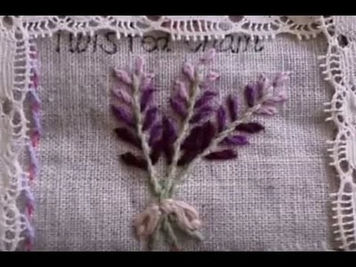Hand embroidery stitches tutorial in tamil | embroidery stitches by hand tutorial