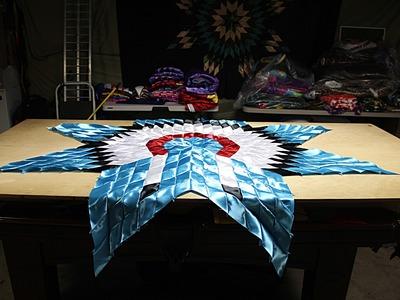 How to make a War Bonnet Quilt