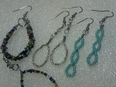 How to wire wrap with thin wire and seed beads