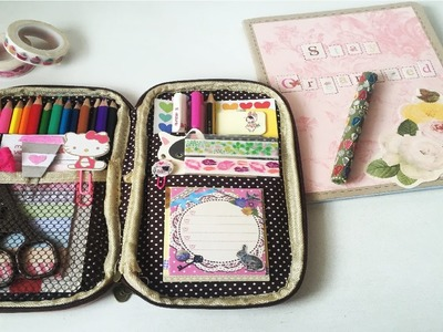 My Bullet journal Supplies.Crea tu kit para el Bullet Journal | Laila color - Poncolorentuvida