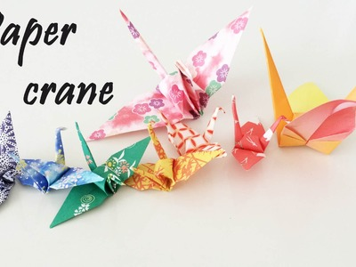 Origami how to make a origami turkey how to make origami for Crane tutorial