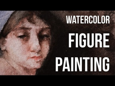 Painting the Figure in Watercolor (Process)