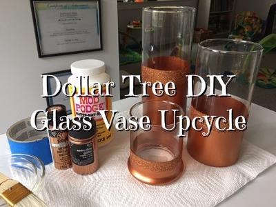 Thanksgiving DIY Dollar Tree Vase Upcycle