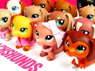 All My LPS Dachshunds! [UPDATED]