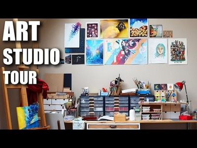 ART STUDIO TOUR 2016 + CATS. GET INSPIRED