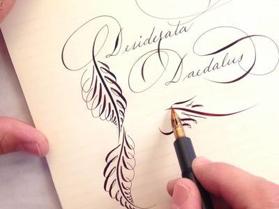 Here's A Pen: Desiderata Daedalus