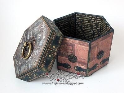 Hexagon Box Tutorial  - Part 2