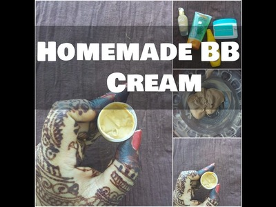 How to make BB cream at Home | Homemade BB Cream | DIY BB Cream