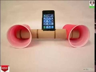 Speakers | Make a Cheap DIY Smartphone Amplifier | Speaker to Boost the Volume
