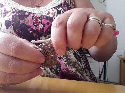 Beginners tutorial Crochet - Left-handed UK Treble
