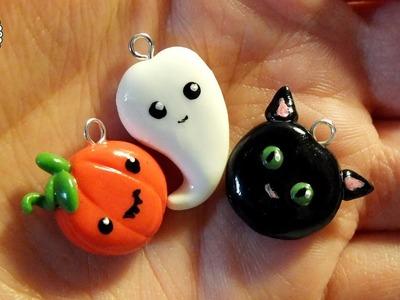 ♡ DIY ♡ 3 easy Halloween charms