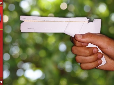 How To Make A Gun From Paper That Shoots