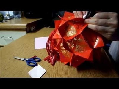 How to make beautiful Chinese Lantern