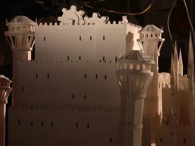 Making of Moleskine. Game of Thrones video