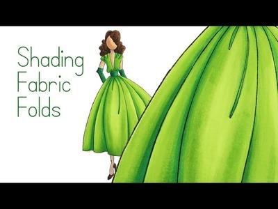 Shading Fabric Folds