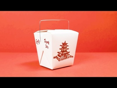 The Truth About Your Chinese Takeout Box