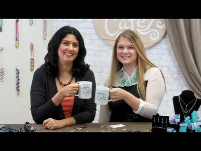 Artbeads Cafe - Stocking Stuffer Ideas with Cynthia Kimura and Becky Bacus