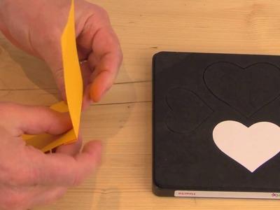 Folding Hack - Standing Pop Up Fold