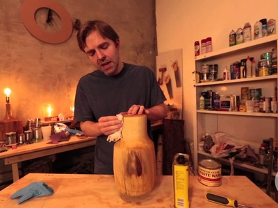How To Finish Wood With Tung Oil and Wax (with Ben Light)