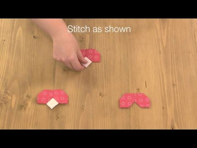 Quick make - create a patchwork coaster