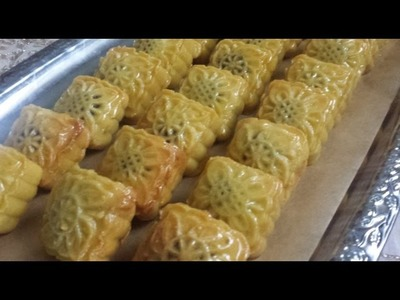 Ramadan Recipes: Maqrot.Maqrout | Semolina and Date Sweets.Cookies