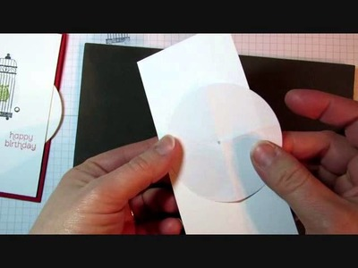 Stampin' Up! Aviary Viewfinder Card Tutorial
