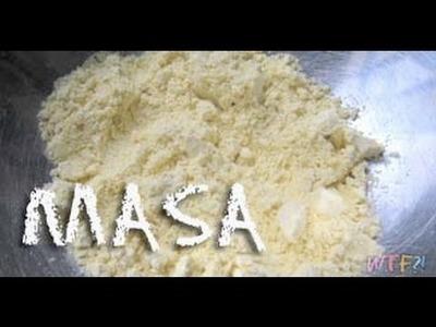 What Is Masa?. Homemade Corn Tortillas Recipe