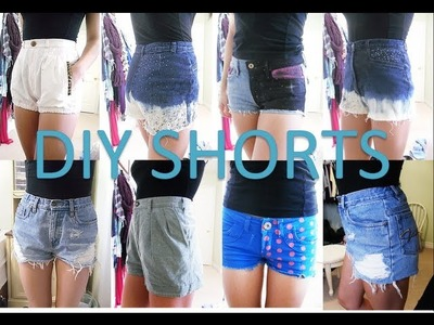 7+ Ways to 'DIY' Your Shorts