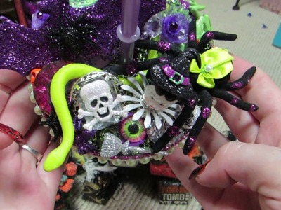 Craft Fair Series: Halloween Edition #2 ( 5 New Projects)