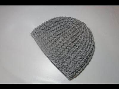 Crochet Uncinetto  Cappello tutorial passo a passo