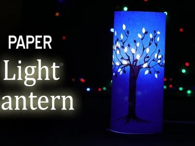 DIY Paper Lantern Craft for Table Corner - How to Make Paper Lanters