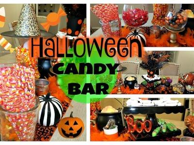 Halloween Candy Bar | Dollar Tree Candy