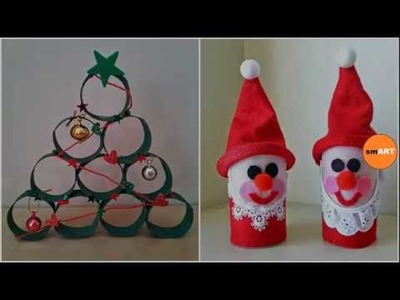 Holiday Craft Ideas - Christmas Arts And Crafts