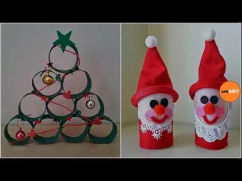Holiday Craft Ideas - Christmas Arts And Crafts