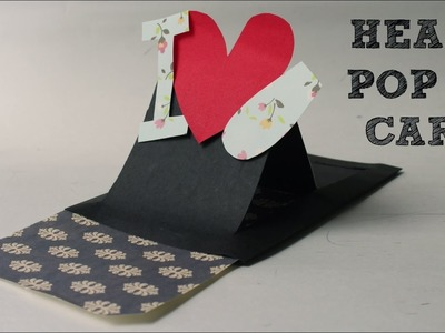 How to make a pop up Slider Card | The Quirky Craft