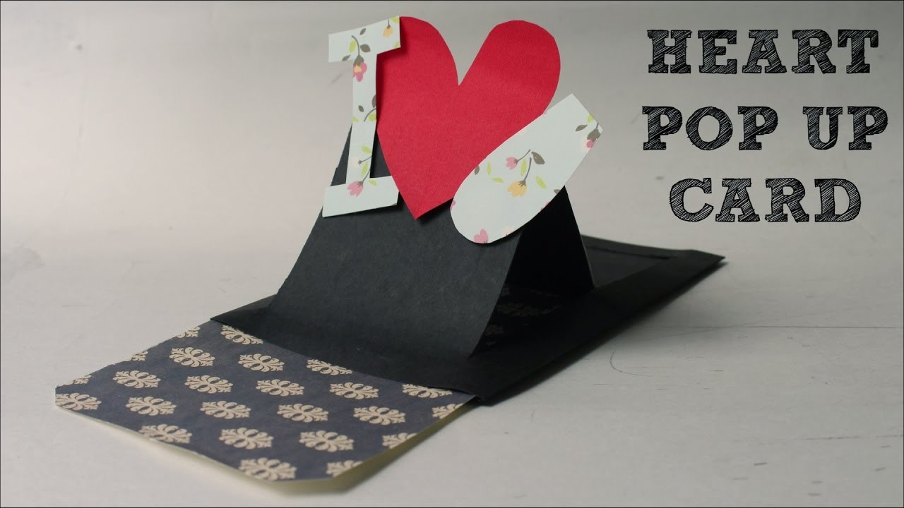 How to make a pop up Slider Card   The Quirky Craft