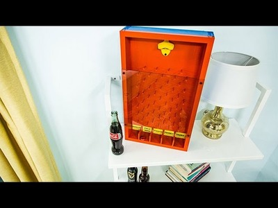 How To - Matt Iseman's Drinko Plinko Game - Hallmark Channel