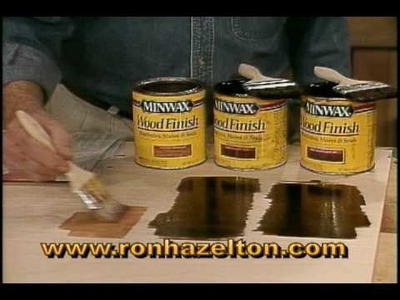 How to Mix Wood Stains to Create Custom Colors