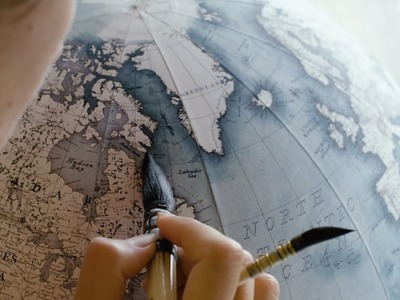 The Globemakers: Craft with a Modern Spin