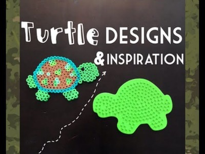 Turtle Pegboard Designs and Inspiration!