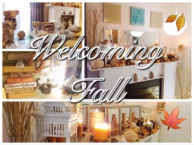 Welcome Fall Home Tour   2016 Edition