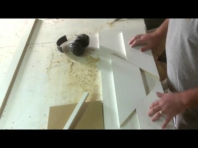 Wooden Tool Man's DIY Drum Sander 7  Up and down Made easy!