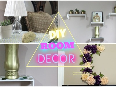 DIY Room Decor EASY And AFFORDABLE